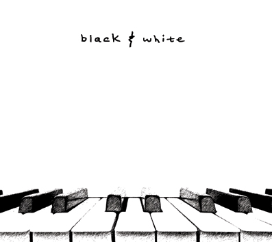 Black & White (TDL01) - Production music featuring contemporary piano tracks